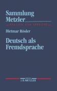 Deutsch Als Fremdsprache [GER]