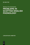 Problems in Scottish English Phonology