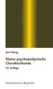 Kleine Psychoanalytische Charakterkunde