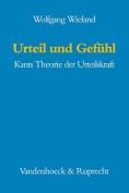 Urteil Und Gefuhl [GER]