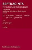 Septuaginta. Vetus Testamentum Graecum [GER]