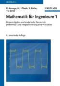 Mathematik fur Ingenieure 1 [GER]