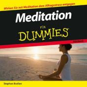 Meditation Fur Dummies  [GER]