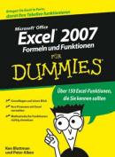 Excel 2007 Formeln Und Funktionen Fur Dummies  [GER]