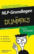 NLP-Grundlagen fur Dummies Das Pocketbuch  [GER]