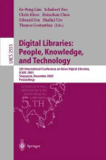 Digital Libraries - People, Knowledge, and Technology
