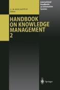 Handbook on Knowledge Management