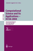 Computational Science and Its Applications - ICCSA 2004