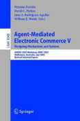 Agent-mediated Electronic Commerce