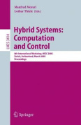 Hybrid Systems - Computation and Control