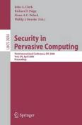 Security in Pervasive Computing