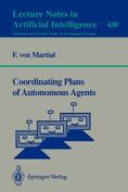 Coordinating Plans of Autonomous Agents