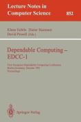 Dependable Computing - EDCC-1