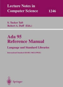 Ada 95 Reference Manual - Language and Standard Libraries