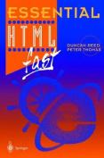 Essential HTML Fast