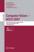 Computer Vision - ACCV 2007