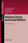 Rational Choice and Social Welfare
