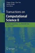 Transactions on Computational Science