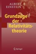 Grundzuge Der Relativitatstheorie [GER]