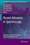 Recent Advances in Spectroscopy