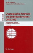 Cryptographic Hardware and Embedded Systems, CHES