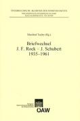 Briefwechsel J.F. Rock - J. Schubert 1935 - 1961