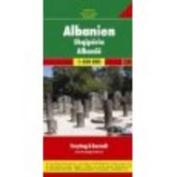 Albania: FB.010 (Road Maps)