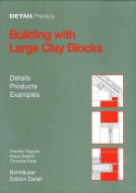 Building with Large Clay Blocks
