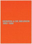 Herzog & de Meuron 1992-1996 [GER]