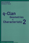 q-Clan Geometries in Characteristic 2