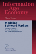 Modeling Software Markets