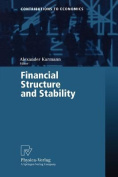 Financial Structure and Stability