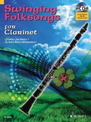 Swinging Folksongs for Clarinet [With CD (Audio)]