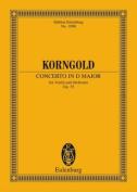 Concerto in D Major, Op. 35