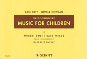 Music for Children/Murray Ed.