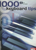 1000 Keyboard Tips [With CD]