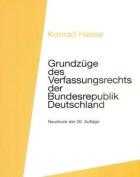 Grunzuege DES Verfassungsrechts Der Bundesrepublik Deutschel [GER]