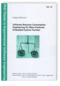 Software Resource Consumption Engineering for Mass Produced Embedded System Families