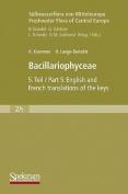 Susswasserflora Von Mittel Europa, Bd. 02/5: Bacillariophyceae