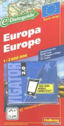Europa/Europe e-Distoguide [With Web Navigator 2.0 Mobile Connectivity]