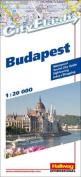 Budapest (City Flash Maps)