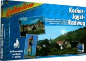 Kocher-Jagst-Radweg Radwandern Zwischen Aalen, Schwabisch Hall, Neckar