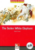The Stolen White Elephant (Level 3) with Audio CD