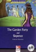 The Garden Party (Level 5) with Audio CD