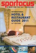 Spartacus International Hotel & Restaurant Guide 2011