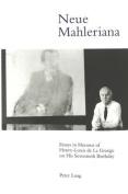 Neue Mahleriana