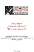 Hier Und Anderswo/Here and Elsewhere
