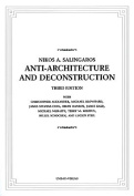 Anti-Architecture and Deconstruction