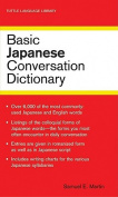 Basic Japanese Conversation Dictionary
