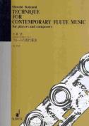 Technique for Contemporary Flute Music